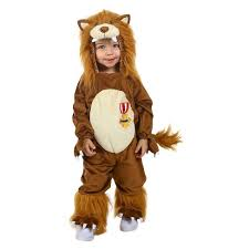 lion costume the wizard of oz baby toddler cowardly lion costume target