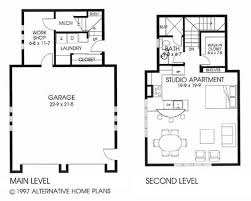 garage floor plans with apartments above the idea of a detached garage with a walkway patio leading