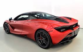 mclaren 720s 2018 mclaren 720s for sale in norwell ma 000584 mclaren boston