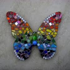 pin by ed derwent on mosaic butterflies mosaics and