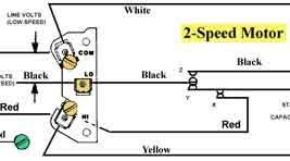 2 speed motor wiring diagram u0026 mustang two speed wiper motor