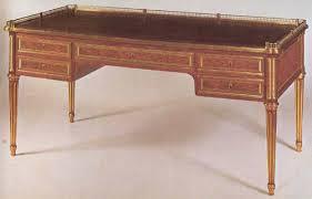 bureau style louis xvi bureau in mahonagy in louis xvi style louis xvi 1774 1791