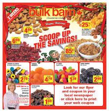 Bulk Barn Saskatoon Locations Bulk Barn Canada Wide Flyer November 11 17 3 Coupon Is Back