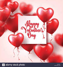 wedding wishes background s day abstract background with 3d balloons heart