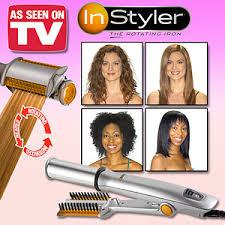 Catokan Rambut Sosis catok rambut instyler alat pelurus dan keriting rambut larismu