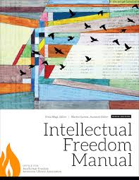 the ninth edition of the intellectual freedom manual news and