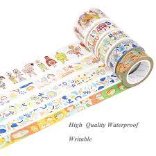 anime wrapping paper kinbor anime japanese washi diy scrapbooking decorative