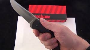 kershaw tremor youtube