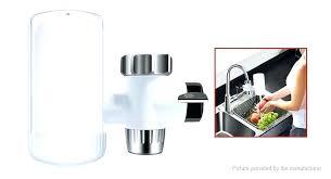 kitchen faucet water purifier faucet mounted filter charming faucet water purifier faucet water