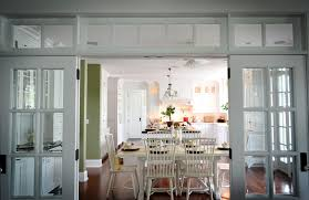 French Doors With Transom - french doors with transom dining room with glass interior windows