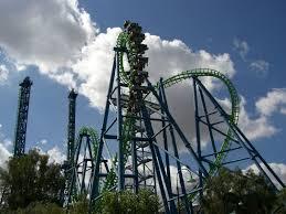 Goliath At Six Flags Achterbahn Dejavu