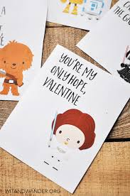 kids valentines day cards wars s day cards for kids our handcrafted