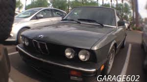 1984 bmw 533i e28 classic at cars and coffee scottsdale youtube