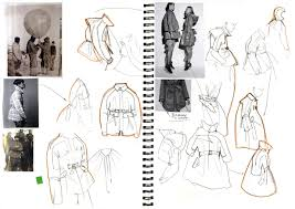 fashion sketch book fashion design sketches and idea development