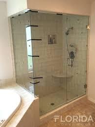 Frameless Shower Doors Los Angeles Shower Custom Size Frameless Shower Doors Custom Frameless