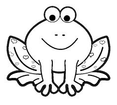 imagenes de un sapo para dibujar faciles granotes els animals pinterest colorear agua y animales