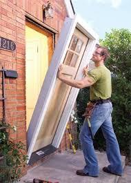 comment poser une porte de chambre comment poser une porte d entrée tout sur la pose d une porte