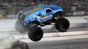 monster truck videos freestyle hooked freestyle thompson metal monster truck madness bristol
