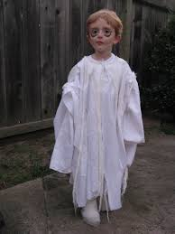 kid ghost costume ideas google search costumes pinterest