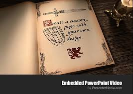 fairy tale powerpoint template a fairy tale childs template for