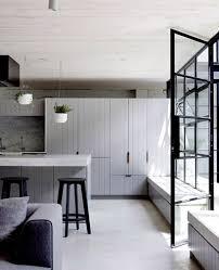 Loft Works 5 Architects Eat Renovates Brick Warehouse To Spacious Loft In Australia