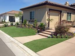 Arizona Front Yard Landscaping Ideas - artificial lawn santa clara california landscape ideas front