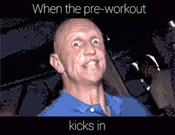 Pre Workout Meme - 7 gym nightmares that ll shake you to your core promixxusa