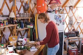 Living In A Yurt by Yurt Life
