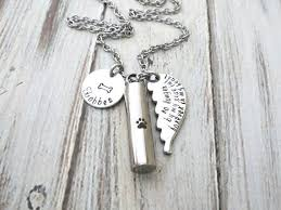 Personalized Cat Necklace 24 Best Personalized Pet Lover Jewelry Images On Pinterest Dog