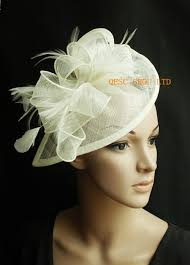 hair accessories melbourne 2017 new 31 colours ivory sinamay fascinator hat for wedding