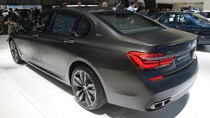 bmw 7 series maintenance cost the 2017 bmw m760i xdrive will cost you 150 000 autoblog