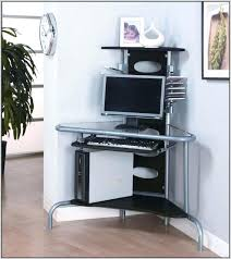 Pinterest Computer Desk Narrow Computer Desks For Home Best 25 Small Ideas With Regard To