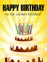 cool birthday candles to my coolest happy birthday card birthday greeting