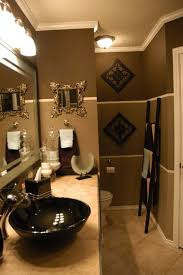 decorating ideas for bathrooms colors gold paint color with white and seafoam tile bathroom ideas