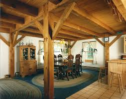 Timber Frame Home Interiors Traditional Timber Framing Timber Frame Homes U0026 More