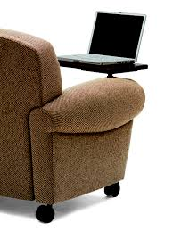 Recliner Chair Side View
