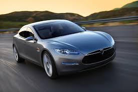 100 cars blog archive new tesla model s premium electric
