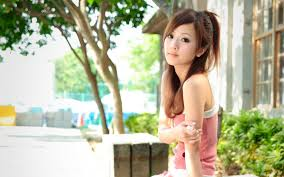 beautiful japanese girls wallpapers