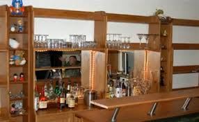 How To Turn A Dresser Into A Bookshelf Turn An Old Dresser Into A Home Bar