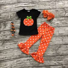 girls clothing sets baby halloween boutique girls
