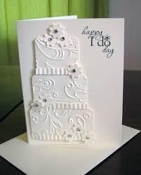 homemade wedding card ideas stampin up wedding cards lilbibby com