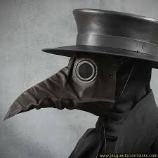 plague doctor hat plague doctor mask for sale handmade leather mask costume
