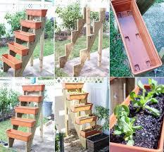 diy vertical garden ideas zandalus net