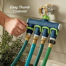Faucet Splitter Install Outdoor Sink Faucet Hose Rv Site Plans And Ideas