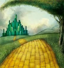 follow the yellow brick road archetypal spirituality