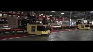 Forklift Truck Driver Jobs Fork Lift Automated Guided Vehicles Agvs Operation In Beverage