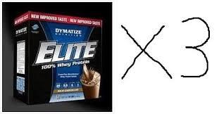 Dymatize Elite Whey 10 Lbs 3 units dymatize elite whey 10lbs a end 8 27 2019 6 15 pm