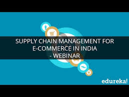 Webinar E Commerce Logistics Oct Supply Chain Management For E Commerce What Is Scm