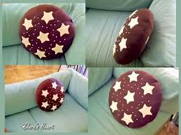 cuscino pan di stelle clara s cucito creativo in stile tilda regali originali