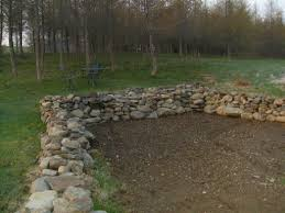 Cost Of Landscaping Rocks by Cost Of Stone Wall Houses Costs Rock Wall Architect